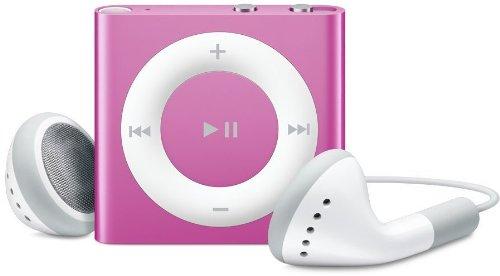 Apple iPod shuffle 2GB ピンク MC585J/A
