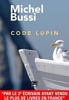 Livres Couvertures de Code Lupin: un Da Vinci Code normand