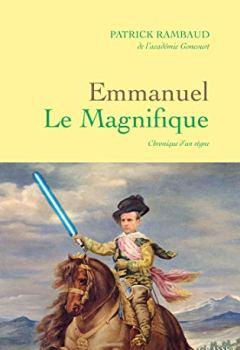 Livres Couvertures de Emmanuel Le Magnifique