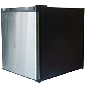 Igloo FR180 1.7-Cu-Ft Stainless Steel Door Refrigerator