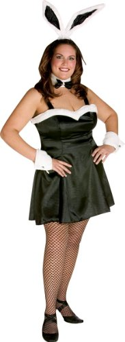 Plus Size Playboy Bunny Costume