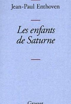 Livres Couvertures de Les Enfants De Saturne