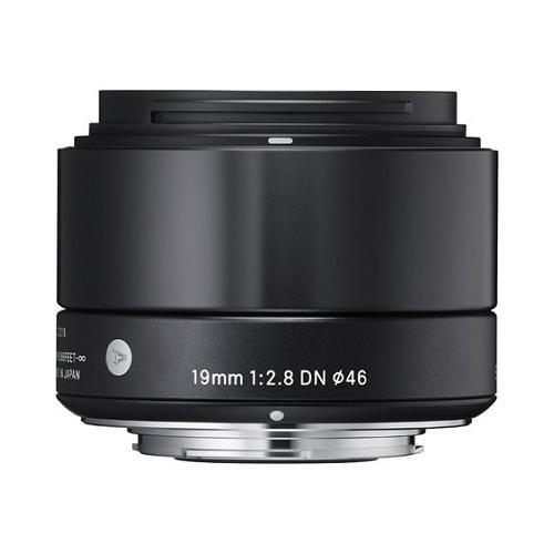 Sigma 19mm f2.8 DN Lens (Sony E) - Fixed