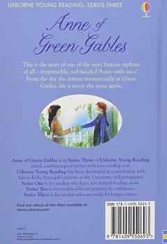 Livres Couvertures de Anne of Green Gables
