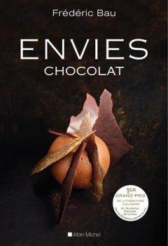 Livres Couvertures de Envies chocolat