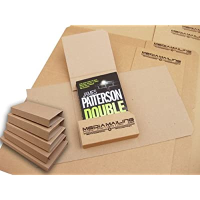 Book Packaging Mailers X3