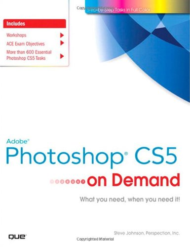 Yes you can download Free Adobe Photoshop CS5 on Demand Best eBook ...