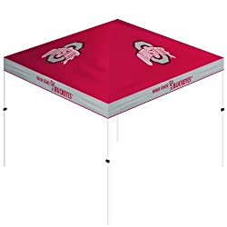 Ohio State Buckeyes Gazebo Tent Canopy  sc 1 st  Tideguyu0027s Reviews - Involvery.com & Tideguyu0027s Reviews | Ohio State Buckeyes Pop Up Canopy