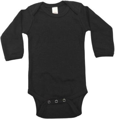 Black-Baby-Onesie-Long-Sleeve