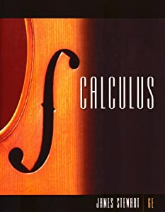"""Cover of """"Calculus (Stewart's Calculus Se..."""