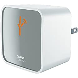 SYLVANIA LIGHTIFY by Osram - Wireless Gateway / Bridge between Smart Devices and the OSRAM LIGHTIFY smart connected lighting products via ZigBee technology