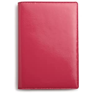 """kate spade new york Patent Leather Kindle Cover (Fits 6"""" Display, Latest Generation Kindle), snapdragon pink"""