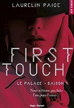 Livres Couvertures de First Touch Le Palace Saison 1