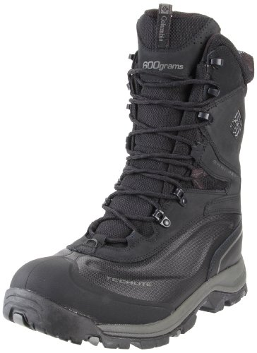 Columbia Bugaboot Plus Xtm BM1497, Herren Sportschuhe - Outdoor, Schwarz (black/gunmetal 010), EU 46 (UK 11) (US 11.5)
