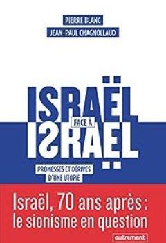 Livres Couvertures de Israël Face à Israël