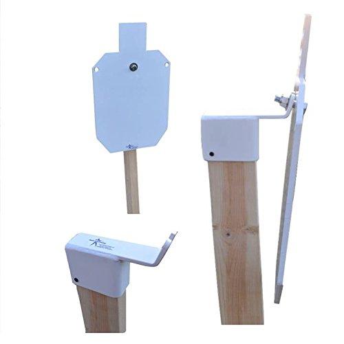 Shooting Target Stand Designs : L ar ″ silhouette steel shooting target