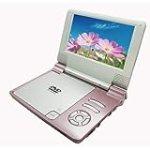 Sylvania SDVD7014-MPINK Portable 7-Inch Widescreen DVD Player for $58.67 + Shipping
