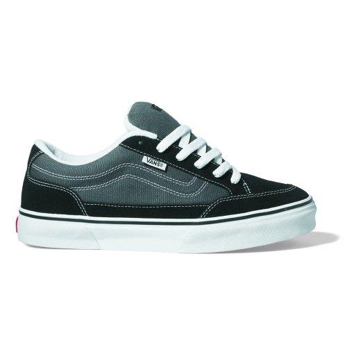 Vans VDT2BA5 Herren Sneaker Schwarz (Black/Charcoal) EU 44, (US 10.5)