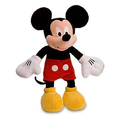 Disney ディズニー 子供 キッズ Mickey Mouse Plush ミッキーマウス ミッキー ぬいぐるみ 18インチ 45cm 並行輸入品