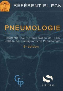 Book's Cover ofPneumologie : Référentiel pour la préparation de l'ECN