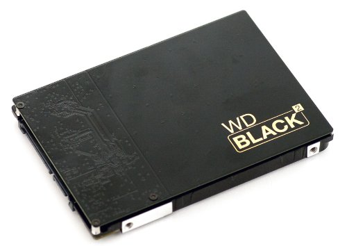 "WD Black2 Dual Drive 2.5"" 120 GB SSD + 1 TB HDD Kit (WD1001X06XDTL)"