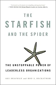 "Cover of ""The Starfish and the Spider: Th..."
