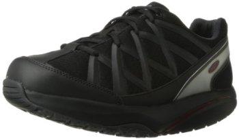 MBT Men's Sport3 Walking Shoe,Black,45 EU/11-11.5 M US
