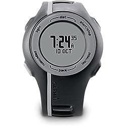 Garmin Forerunner 110 GPS-Enabled Unisex Sport Watch - Black (Certified Refurbished)