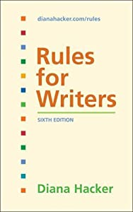 "Cover of ""Rules for Writers"""