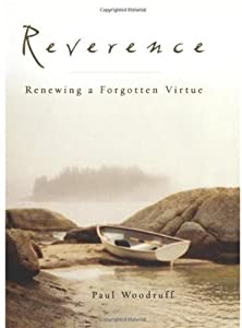 "Cover of ""Reverence: Renewing a Forgotten..."