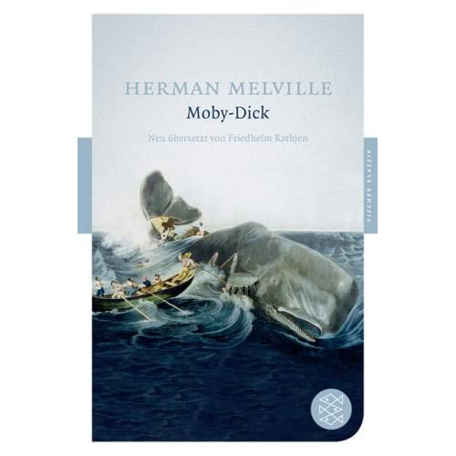 Cover Moby-Dick, Fischer Klassik, Juli 2009