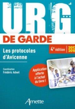 Livres Couvertures de Urg' de garde 2017-2018: Les protocoles d'Avicenne