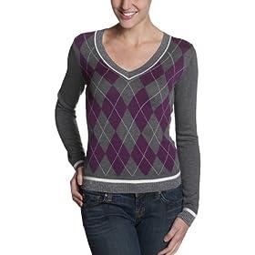Buffalo Jeans Women's Sydney Argyle Sweater