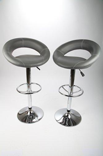 2 x point-home Barhocker Barstuhl Bar Stuhl 2er Set Designstuhl