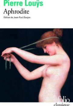Livres Couvertures de Aphrodite (Folio (Gallimard)) by Pierre Louys(1992-06-01)
