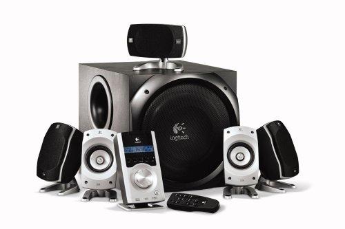 Logitech THX Certified Digital Surround Speaker