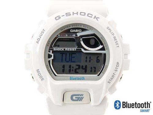 (カシオ) CASIO G-SHOCK 腕時計 GB-6900AA-1BJF Bluetooth対応 ブラック 日本国内正規品