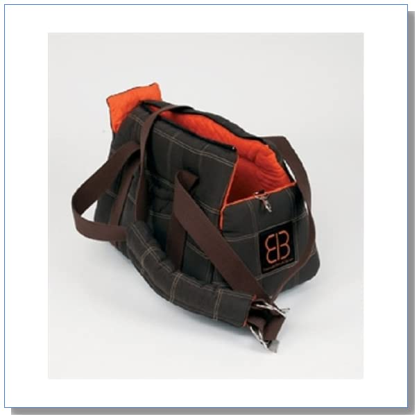 Petego-Bitty Bag Soft padded small pet shoulder carrier bag tote. (16