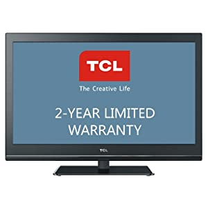 TCL L-HDP60 720p LCD Television with Two Year Limited Warranty - Black