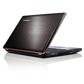 Lenovo Y570 08622KU 15.6-Inch Laptop (Dusk Black)