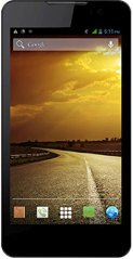 Micromax Canvas Blaze Q400 | 4G | Black