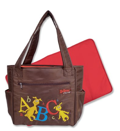 Best Seller Dr. Seuss ABC Tulip Tote by Kitty4u