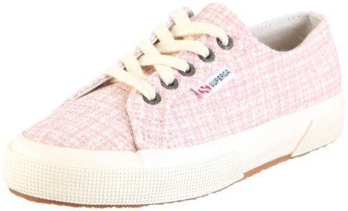 Superga S003S60 2750-MATLASSEW, Damen Halbschuhe, Pink (Pink - Off white 971), EU 38
