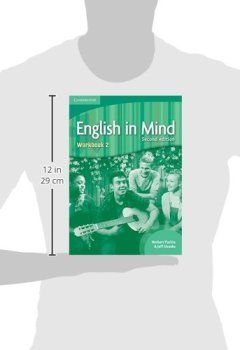 Livres Couvertures de English in Mind Level 2 Workbook