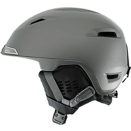 ジロ(GIRO) EDIT(エディット) Matte Titanium メンズヘルメット Edit-MT