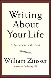 "Cover of ""Writing About Your Life: A Jour..."