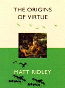 "Cover of ""The Origin of Virtue"""