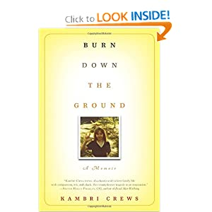 Burn Down the Ground: A Memoir