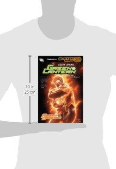 Livres Couvertures de Green Lantern: Agent Orange.