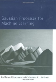 Livres Couvertures de Gaussian Processes for Machine Learning